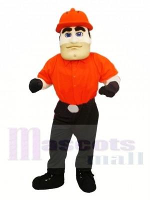 Elektroingenieur Maskottchen Kostüm