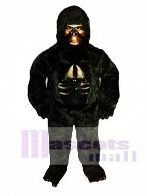 Gorilla Maskottchen Kostüm