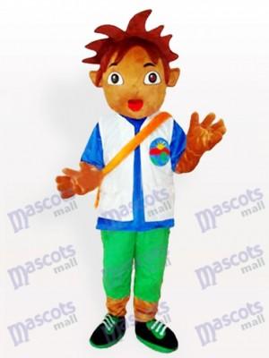 Diego Maskottchen Kostüm