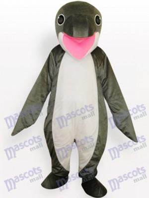 Wal Cartoon Maskottchen Kostüm für Erwachsene