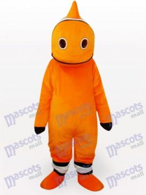 Fisch Cartoon Maskottchen Kostüm für Erwachsene