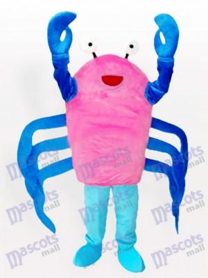 Cartoon Krabben Ozean Adult Maskottchen Kostüm