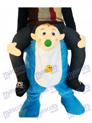 Huckepack Baby Carry Me Ride auf Infant Maskottchen Kostüme chipmunks kostüm, huckepack kostüm selber machen