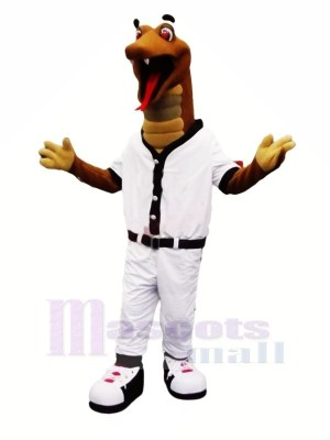 Erwachsene Baseball Schlange Maskottchen Kostüme Tier