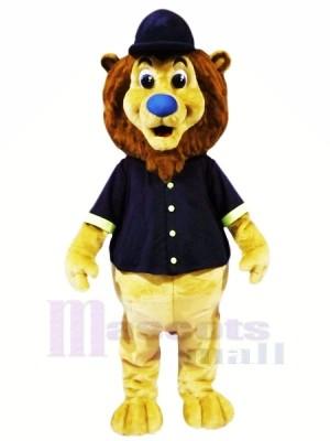 Süß Baseball Sport Löwe Maskottchen Kostüme Tier