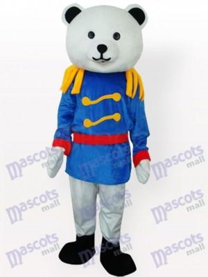 General Bär Ehemann Maskottchen Kostüm