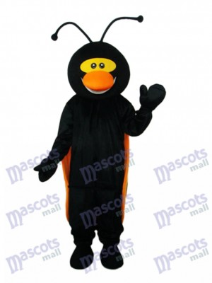 Marienkäfer Maskottchen Kostüm für Erwachsene Insekt