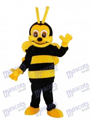 Kleine Biene Maskottchen Kostüm für Erwachsene Insekt