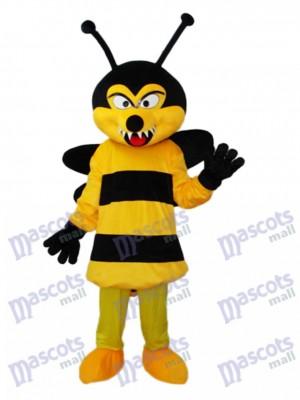 Odd Bee Maskottchen Kostüm für Erwachsene Insekt