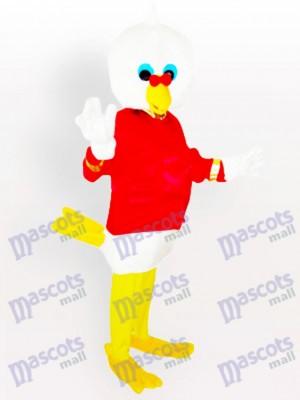 Doktor-Tauben Vogel Maskottchen Kostüm