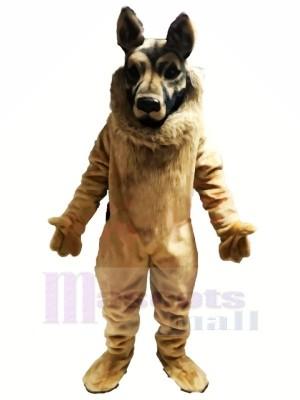 Deutsche Schäfer Hund Maskottchen Kostüme Tier