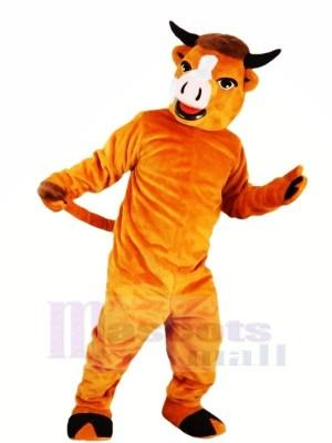 Stark Braun Das Vieh Maskottchen Kostüme Tier