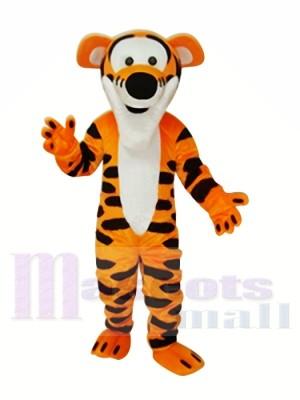 Neue Version Tigger Adult Maskottchen Kostüm Kostenloser Versand