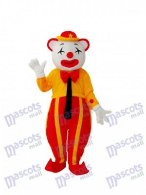 Amerikanischer Clown Maskottchen Erwachsener Kostüm Cartoon Anime