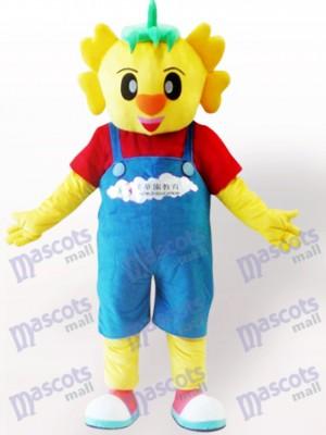 Dinosaurier Puppe Maskottchen Kostüm für Erwachsene