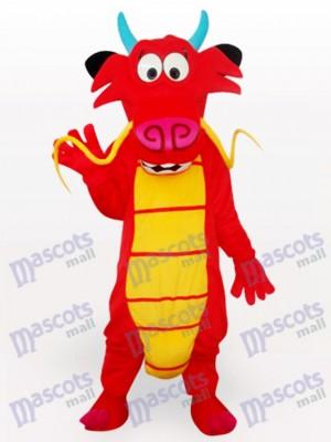 Omelett Dinosaurier Tier Maskottchen Kostüm für Erwachsene
