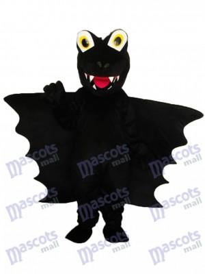 Schwarzes Dorn Dinosaurier Maskottchen Erwachsenes Kostüm Tier