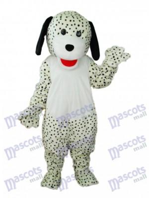 Spotted Bunte Hund Maskottchen Adult Kostüm Tier