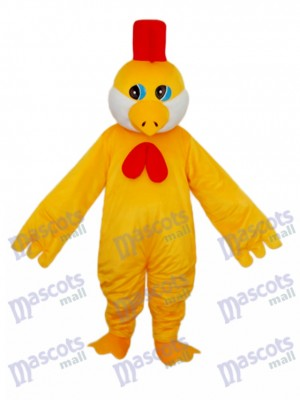 Little Yellow Chicken Maskottchen Adult Kostüm Tier