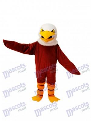 Brown Eagle Maskottchen Erwachsene Kostüm Tier