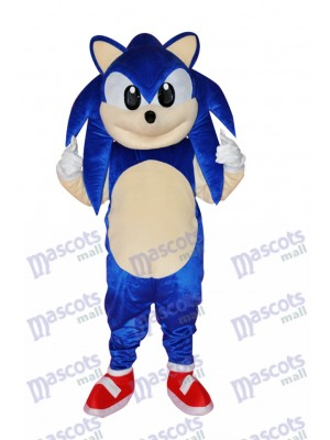 Blaue merkwürdige Fuchs erwachsene Maskottchen Kostüme Tier