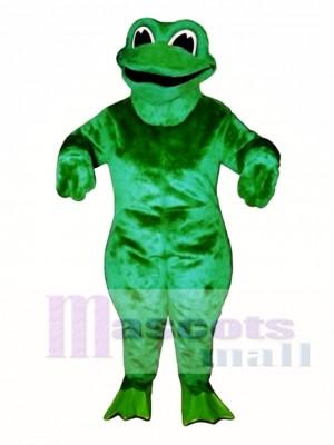 Quaken Frosch Maskottchen Kostüm