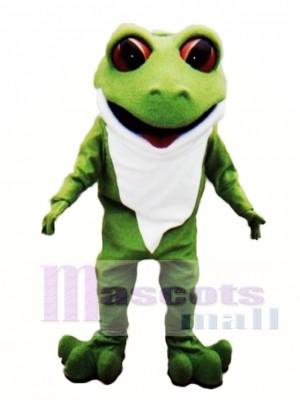 Baum Frosch Maskottchen Kostüm