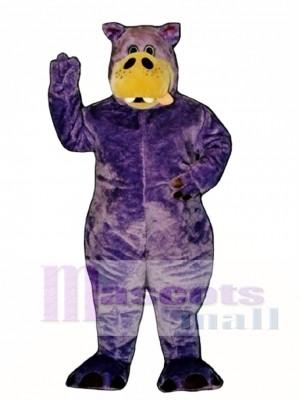 Herbie Nilpferd Maskottchen Kostüm