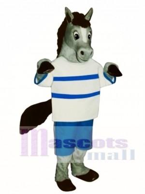 Niedlich Peter Pony mit Shirt & Hosen Maskottchen Kostüm