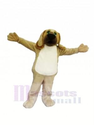 Braun Hund Maskottchen Kostüme Karikatur