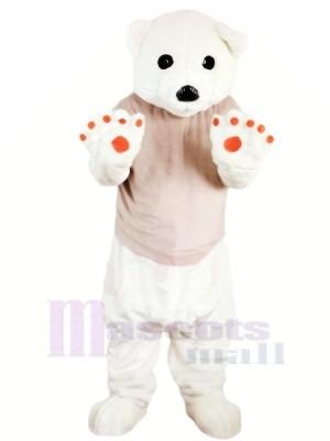 Heiß Verkauf Polar Bär Maskottchen Kostüme Karikatur