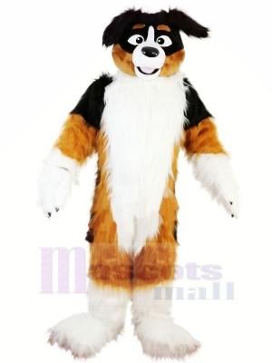 Heiß Verkauf Pelzig Hund Heiser Maskottchen Kostüme Karikatur
