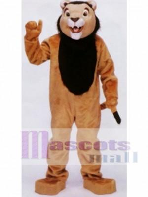 Deluxe Löwe Maskottchen Kostüm Tier
