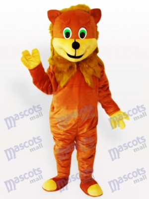 Afrikanischer Löwe Tier Maskottchen Kostüm