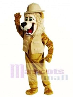 Roary Löwe Maskottchen Kostüm
