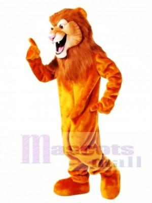 Löwe Maskottchen Kostüm