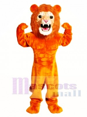 Super Leistung Katze Löwe Maskottchen Kostüm