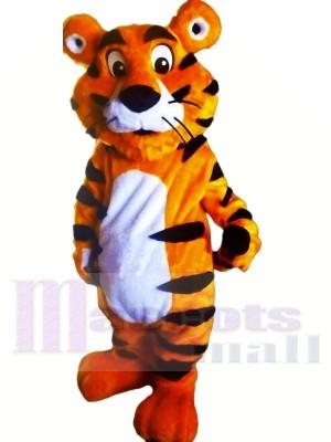 Tiger Maskottchen Kostüm Erwachsene Tierkostüme