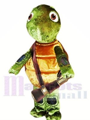 Super süße Turtle Maskottchen Kostüme