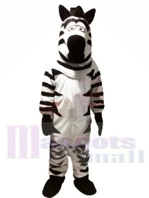 Billiges lustiges Zebra Maskottchen Kostüme
