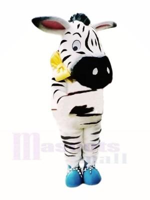 Nettes kleines Zebra Maskottchen Kostüme