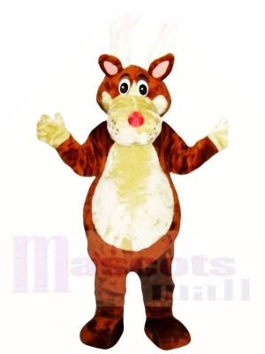 Brown Hundemaskottchen Erwachsen Kostüme