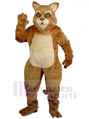 Deluxe Hauskatze Maskottchen Kostüm Tier