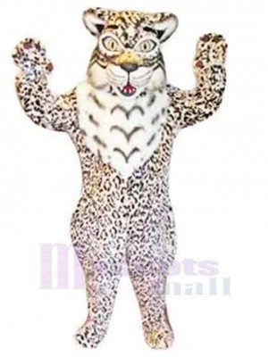 Wilde starke Bob Cat Maskottchen Kostüm Tier