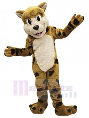 Bobcat Rotluchs Maskottchen Kostüm