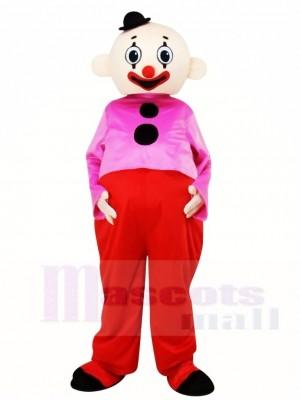 Bumba Brüder Pipo Clown Maskottchen Kostüme Party