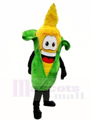 Mais Maskottchen Kostüme Gemüse Pflanze