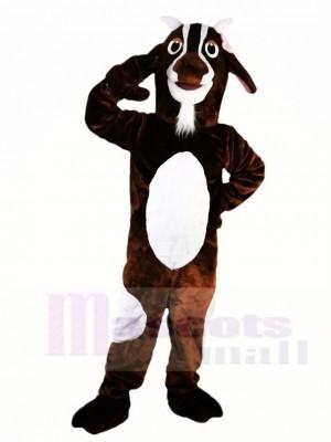 Braun RAM Ziegen Maskottchen Kostüme Tier