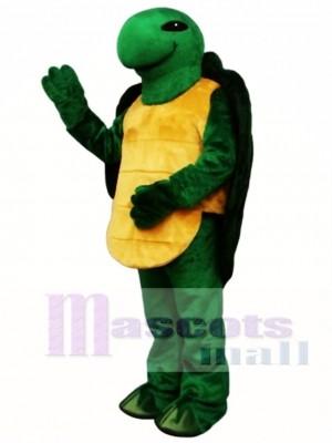 Teichschildkröte Maskottchen Kostüm