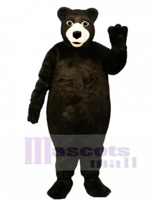 Dicke Braun Bär Maskottchen Kostüm Tier